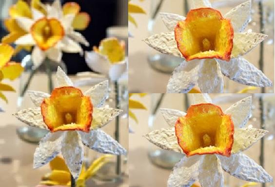 Flor Reciclável Feita Com Bandeja de Ovos – Materiais e Como Fazer