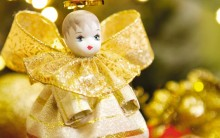 Anjos Natalinos Feitos de Cartolina e Papelão – Como Fazer Passo a Passo