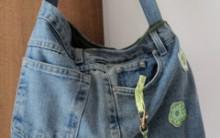 Bolsa Artesanal Feitas com Calças Jeans – Passo a Passo e Vídeo