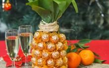 Garrafa Decorada Em Forma de Abacaxi – Materiais e Como Fazer
