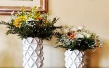 Vaso Com Garrafa Pet e Papel – Material e Passo a Passo