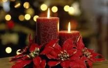 Como Fazer Velas Aromáticas de Natal – Passo a Passo