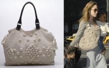 Como Fazer Bolsa de Crochê Inspirada Na Angelina Jolie – Passo a Passo