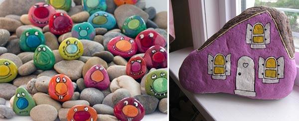 pinturas-em-pedras-decorativas-material