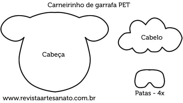 porta-treco-carneirinho-molde