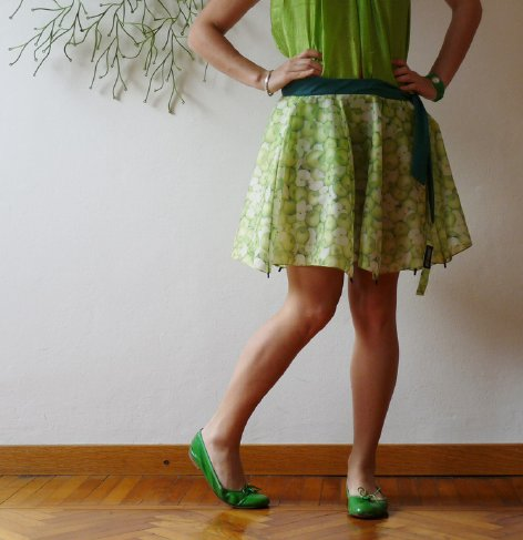 saia-guarda-chuva-verde