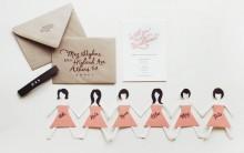 Convite de Casamento Para Madrinha – Como Fazer
