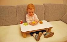 Mesinha de Criança Feita de Papelão – Passo a Passo