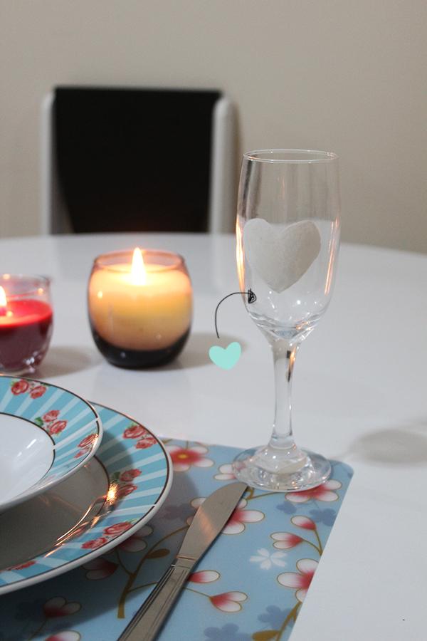 Taça Decorada Para Dia dos Namorados – Passo a Passo
