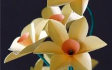 Flor de Papel – Como Fazer