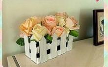 Vaso de Flores de Papelão – Material e Passo a Passo