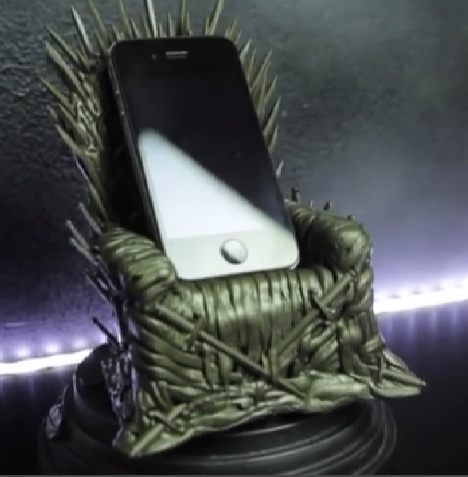 Porta Celular Game Of Thrones – Material e Vídeo