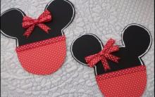 Convite Aniversário da Minnie – Como Fazer e Vídeo