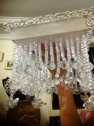 Lustre de Cristal – Material e Vídeo