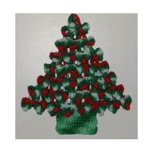 Pinheiro-Natal-feito-crochê