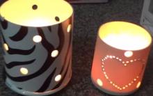 Luminária Cano de PVC – Vídeo Com Passo a Passo
