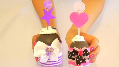 Porta Recado em Forma de Cupcake– Material e Vídeo