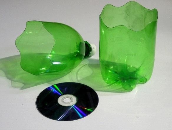 vaso-garrafa-pet-materiais