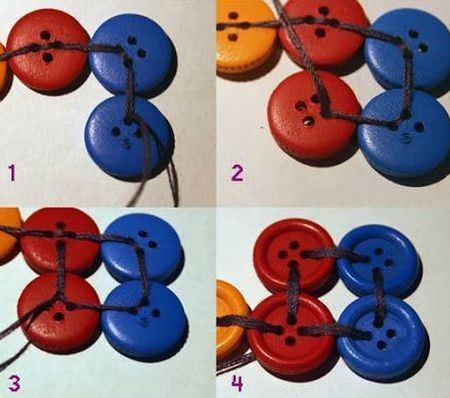 pulseira-botões-como-formar