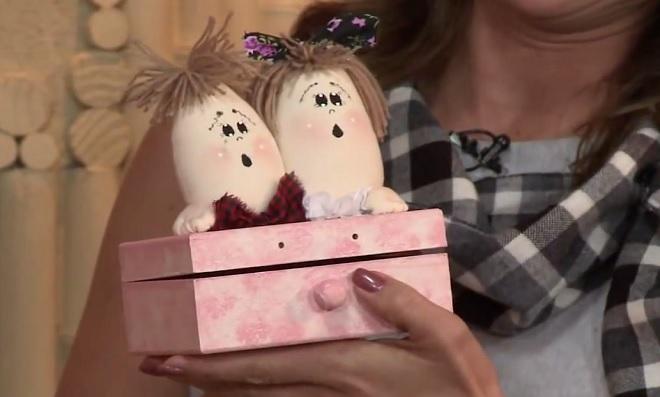 Caixa Decorada Para Presente – Vídeo de Como Enfeitar