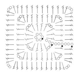 Top-Crop-Feito-de-Crochê-Quadrado