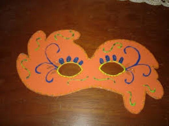 Moldes de Máscaras para Carnaval