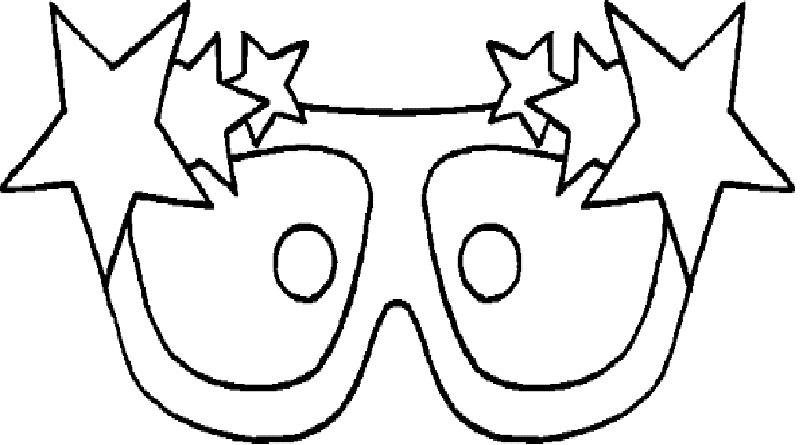 Máscaras Para Carnaval Em Eva Dicas Moldes E Como Fazer Bigtudo