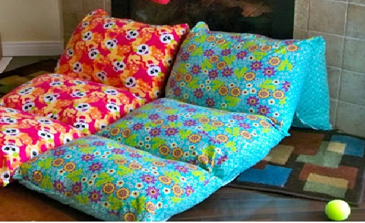 Colchonete de Porta-Travesseiros – Como Fazer