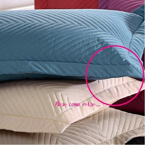 Colchonete de Porta-Travesseiros abas