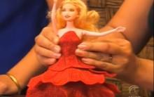 Vestido Para Barbie Feito de EVA – Como Fazer