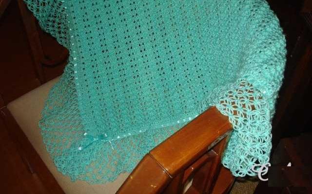 manta de trico