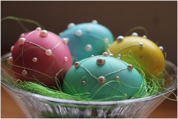 Como Pintar Ovos de Galinha Para Decoração novo