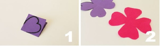 Arco de Cabelo Decorado Flores de Feltro  Como Fazer