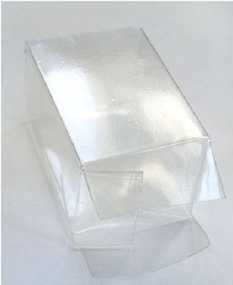 Caixa Presente de Garrafa pet -