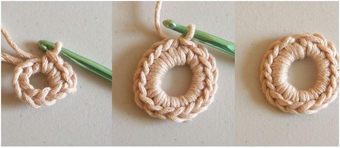 Colar Croche Em Cadeia – Modo  Fazer