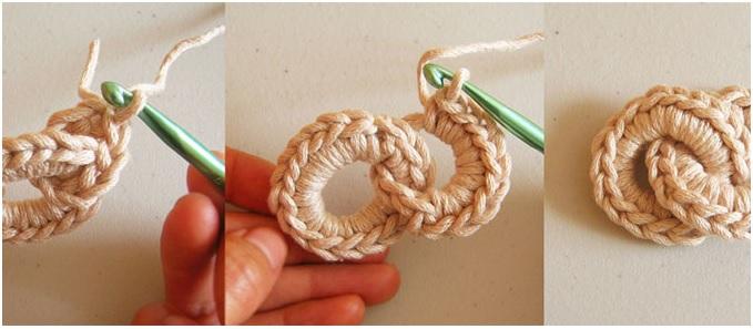 Colar Croche Em Cadeia – Modos