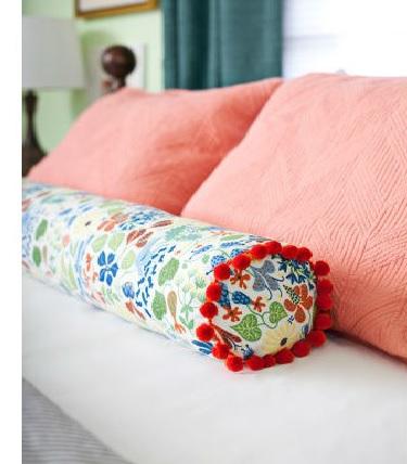 Travesseiro Rolo -