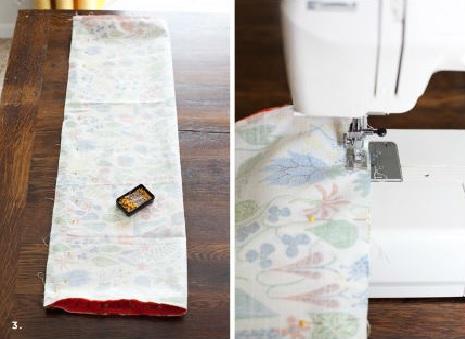 Travesseiro Rolo - Material e Passo a Passo