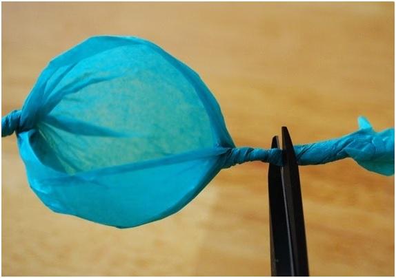 Flor Usando Bola de Ping Pong .Material e Como Fazer