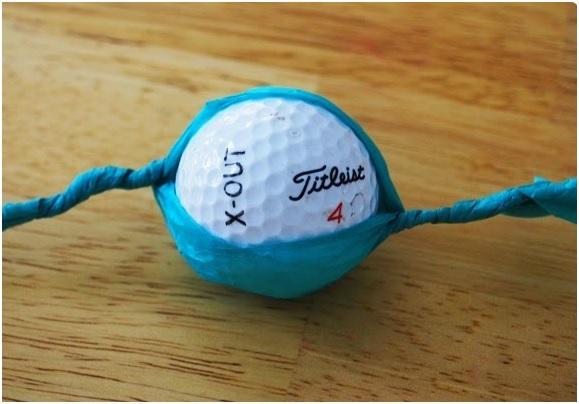 Flor Usando Bola de Ping Pong  Material e Como Fazer