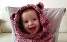Gola Capuz Infantil Em Crochê – Vídeo Explicativo