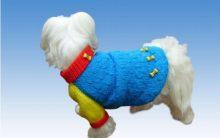 Roupa Para Cachorro em Tricô – Como Fazer