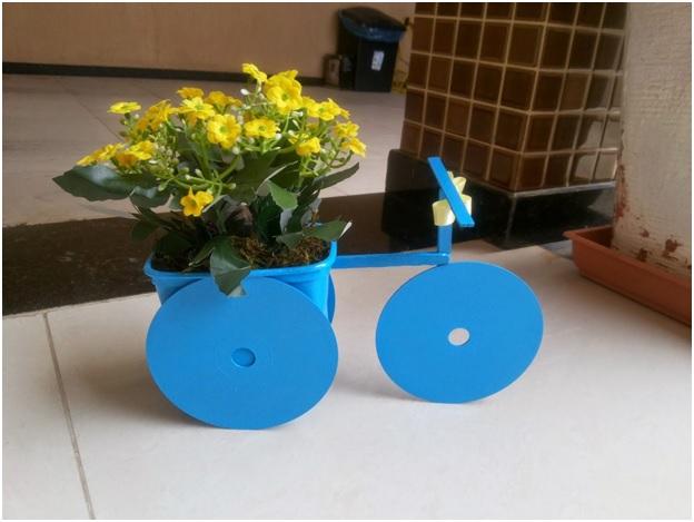 Triciclo de Cd Usado - Meazul