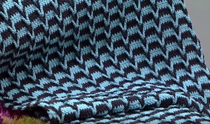 Passadeira Trança Em Croche – Receita e Vídeo