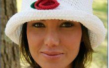 Chapéu Em Crochê Ipanema – Como Fazer