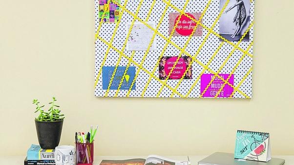 Mural Recados – Como Fazer