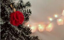 Bolinhas Em Feltro Para Natal – Como Fazer