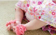 Sandália de Tecido Para Bebê – Como Fazer