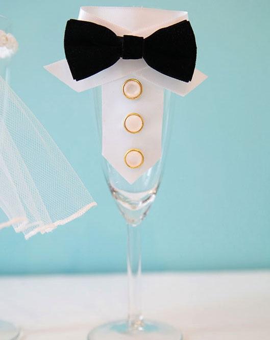 Taça Champanhe Para Casamento – noivos