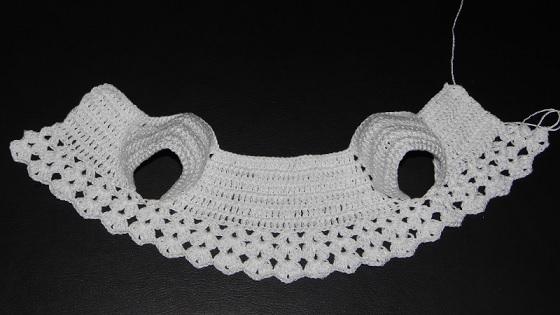 Vestido Para Bebê Em Crochê – 10 carr